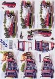 3D-Bogen Feuerwehr von Nouvelle (8215144)