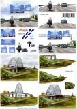 3D-Bogen Autobahn von Nouvelle (8215175)