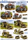 3D-Bogen Traktoren von Nouvelle (8215337)