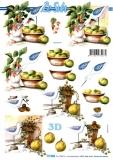 3D-Bogen Stillleben von LeSuh (777.058)