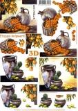 3D-Bogen Apfelsinen von LeSuh (4169633)