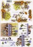 3D-Bogen Gartenwerkzeug von Nouvelle (821525)