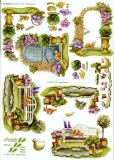 3D-Bogen Im Garten von Nouvelle (821516)