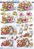 3D-Bogen Obstkorb von Nouvelle (8215541)