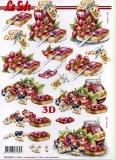 3D-Bogen Marmelade von Nouvelle (8215603)