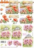 3D-Bogen Haus mit Garten von Nouvelle (8215787)