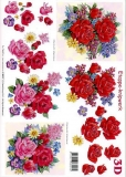 3D-Bogen Rosensträuße von LeSuh (416957)