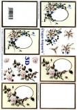 3D-Bogen Blumen-Rahmen von LeSuh (4169198)