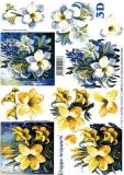 3D-Bogen Lilien von LeSuh (4169507)