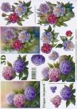 3D-Bogen Blumen von LeSuh (4169463)