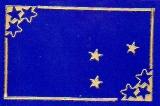 Sticker - Rand und Ecken Weihnachten 2 - gold - 982