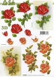 3D-Bogen Rosen von LeSuh (777.040)