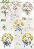 3D-Bogen Strauß von LeSuh (777.031)