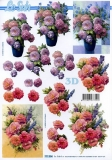 3D-Bogen Rosensträuße von LeSuh (777.004)