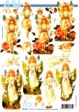 3D-Bogen Blumenelfen von LeSuh (777.151)