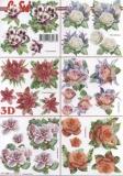 3D-Bogen Blumen von LeSuh (777.380)