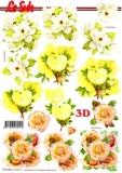 3D-Bogen Blüten von LeSuh (777.378)