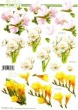3D-Bogen Zarte Blüten von LeSuh (777.416)