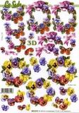 3D-Bogen Veilchen von Nouvelle (8215315)