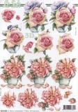 3D-Bogen Rosen von Nouvelle (8215420)