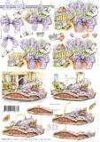 3D-Bogen Lavendel von Nouvelle (8215775)