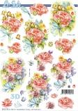3D-Bogen Frühlingsblumen von Nouvelle (8215778)