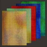 10x Hologramm-Karton Radiance von LeSuh (418808)