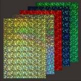 10x Hologramm-Karton Bubbles von LeSuh (418812)