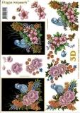 3D-Bogen Vögel von LeSuh (4169120)