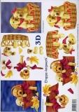 3D-Bogen Hündchen von LeSuh (4169206)