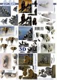 3D-Bogen Tiere klein von LeSuh (4169631)
