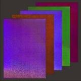 10x Hologramm-Karton Records 2 von LeSuh (418827)