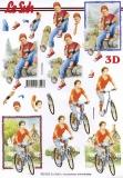 3D-Bogen Jungs von LeSuh (777.115)