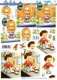 3D-Bogen Kinder von LeSuh (777.060)