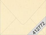 10x Umschlag C6 Gardeniacreme - LeSuh (412772)