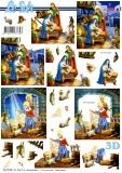 3D-Bogen Krippe von Nouvelle (8215801)