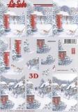 3D-Bogen Verschneit von LeSuh (777.141)