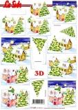 3D-Bogen Winter von LeSuh (777.309)
