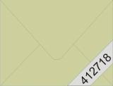 10x Umschlag Jasmin silber von LeSuh (412718)