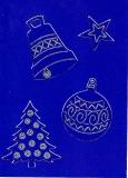 Transparent-Sticker-Weihnachtsdeko-silber-950