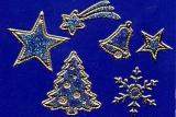 Transparent-Glitter-Sticker-Weihnachtsmotive -gold-7070