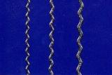 Glitter-Sticker -Ränder -silber-gold-7033