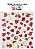 Hobby-Design Sticker-Marienkäfer- von HobbyFun (3452317)