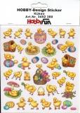 Hobby-Design Sticker-Küken von HobbyFun (3452380)