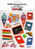 Hobby-Design Sticker-Schule IV von HobbyFun (3452388)