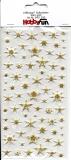 Softy-Sticker-Stern gold von HobbyFun (3451280)