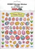 Hobby-Design Sticker-Ostern von HobbyFun (3452381)