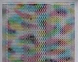 Sticker - Ränder / Linien - multicolor - 1016