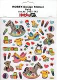 Hobby-Design Sticker-Baby von HobbyFun (3452343)