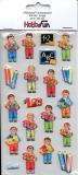 Softy-Sticker-Schule Jungs von HobbyFun (3451227)